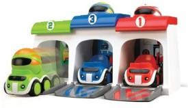 Tomy Whack'em Racers Toy Vehicle