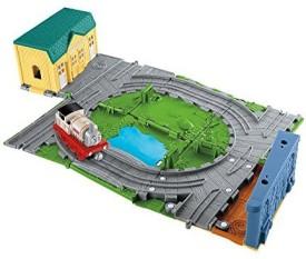 Fisher-Price Thomas & Friends Take-n-play Portable Railway.