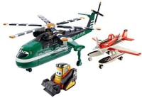 Mattel Disney Planes Fire & Rescue Windlifterdusty And Drip Gift (Multicolor)