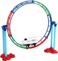Mitashi Dash Roller Coaster Bullet Train Small (White)