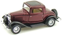 Smart Picks 1932 Ford 3 Window Coupe (Multicolor)