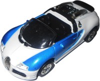 Smart Picks Super King 4'' Bugatti Car Vbus Diecast Metal (Multicolor)
