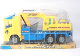 Cuddles Collections Construction Truck