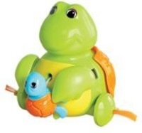 TOMY Cuddle And Go Baby Toy (Multicolor)