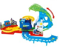 Light Gear Thomas Track Change Train Set Toy (Multi)