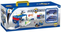 Toys Bhoomi Transform Police Station DIY Play Set (Multi)