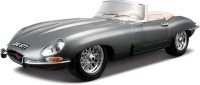Bburago Jaguar E Cabriolet 1961: Vehicle Pull Along