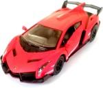 Kinsmart Cars, Trains & Bikes Kinsmart Lamborghini Veneno Red