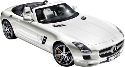 Maisto mercedes benz sls amg roadster cars mercedes for Tag heuer mercedes benz sls amazon