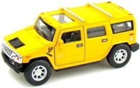 Mayatra's Kinsmart 2008 Hummer H2 Suv Yellow