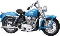 Maisto Harley-Davidson 1952 K Model: Vehicle Pull Along