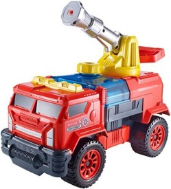 Matchbox Aqua Cannon Fire Truck Rig