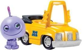 Monsters University Roll A Scare Ridez Randy