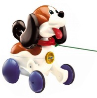Tomy Sit N Walk Puppy (Multicolor)