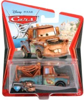 Pixar Cars Mater with Team Mcqueen