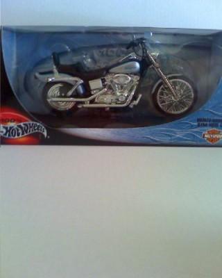 Hot Wheels Cars, Trains & Bikes Hot Wheels Harleydavidson Dyna Wide Glide