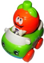 Smart Picks Cars, Trains & Bikes Smart Picks Orange Stunt Car