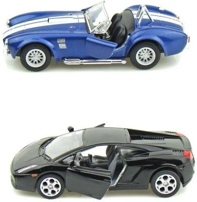 Kinsmart Cars, Trains & Bikes Kinsmart Shelby Cobra and Lamborghini Gallardo