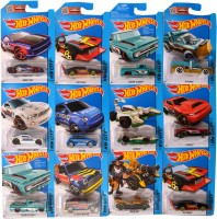 Hot Wheels 2015 Fall Editions, City Models Set Of Dozen (Blue)
