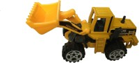 Splen-Da-Did Toys Truck Excavator (Green)