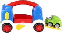 Hamleys Light And Sound Truck - 2 (Multicolor)