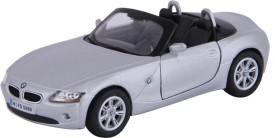 Mayatra's Kinsmart BMW Z4 Silver