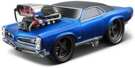 Maisto 1966 Pontiac GTO Muscle Machine 1:24 Diecast Toy Car Model