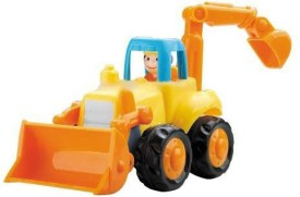 Mayatra's Happy Engineering Friction Power Bulldozer Vehicle