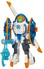 Playskool Cars, Trains & Bikes Playskool Heroes Transformers Rescue Bots Blades The Copter Bot Action Figure