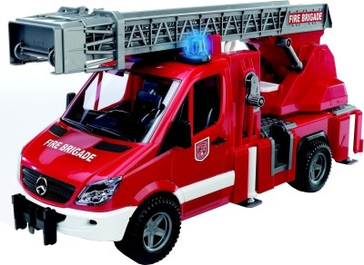 Bruder Cars, Trains & Bikes Bruder Mercedes Benz Sprinter Fire Engine