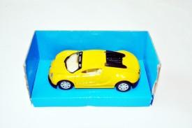 Ruppiee Shoppiee MK3 Metal Car Yellow