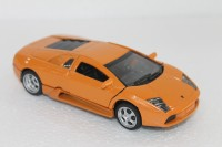 NEWRAY Lamborghini Murcielago 1/32 Diecast Model Car (Orange)