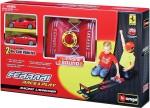 Bburago Cars, Trains & Bikes Bburago Ferrari Race & Play Racing Launcher