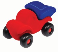 Rubbabu Cleanupper The Dump Truck 20012 (Red, Blue)