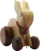 Montstar Wooden Rabbit Toy (Wooden)