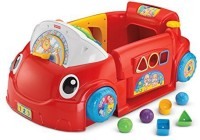 Fisher-Price Laugh & Learn Smart Stages Crawl Around Car (Red) (Multicolor)