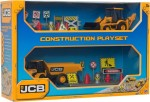 JCB Cars, Trains & Bikes JCB Construction Playset