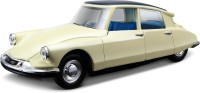 Bburago Citroen DS19 1/32 Diecast Model Car (Cream)