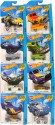 Hot Wheels Color Shifter Cars Assorted 8 Pcs - Multicolor