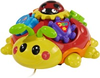 Simba Abc Pull Along Beetle With Melody (Multi-Color)