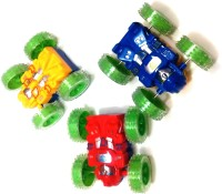 Palakz Stunt Car (Blue, Red, Yellow)