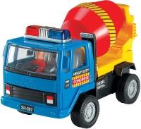 Shinsei Concrete Mixture Truck (Multicolor)