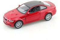 Mayatra's Kinsmart BMW M3 Coupe Red (Multicolor)