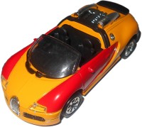 Smart Picks Super King 4'' Bugatti Emulation Car Diecast Metal (Multicolor)
