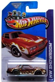 Hot Wheels Hw Showroom 216/250 '86 Monte Carlo