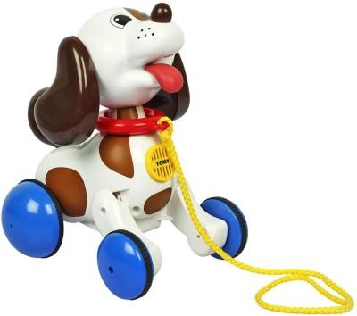 Funskool Tomy Sit N Walk Puppy (Multicolor)