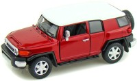 Kinsmart Toyota FJ Cruiser (Red)