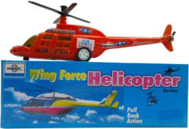 Speedage Wing Force Helicopter Pull Back