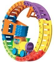 TOMY Choo-Choo Loop Toy Vehicle (Multicolor)
