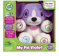 LeapFrog ENTERPRISES LEAPFROG MY PAL VIOLET 6-36 MONTHS (Set Of 3) (Multicolor)
